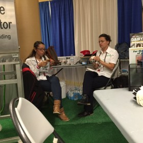 Canada's Outdoor Farm Show and at WDE