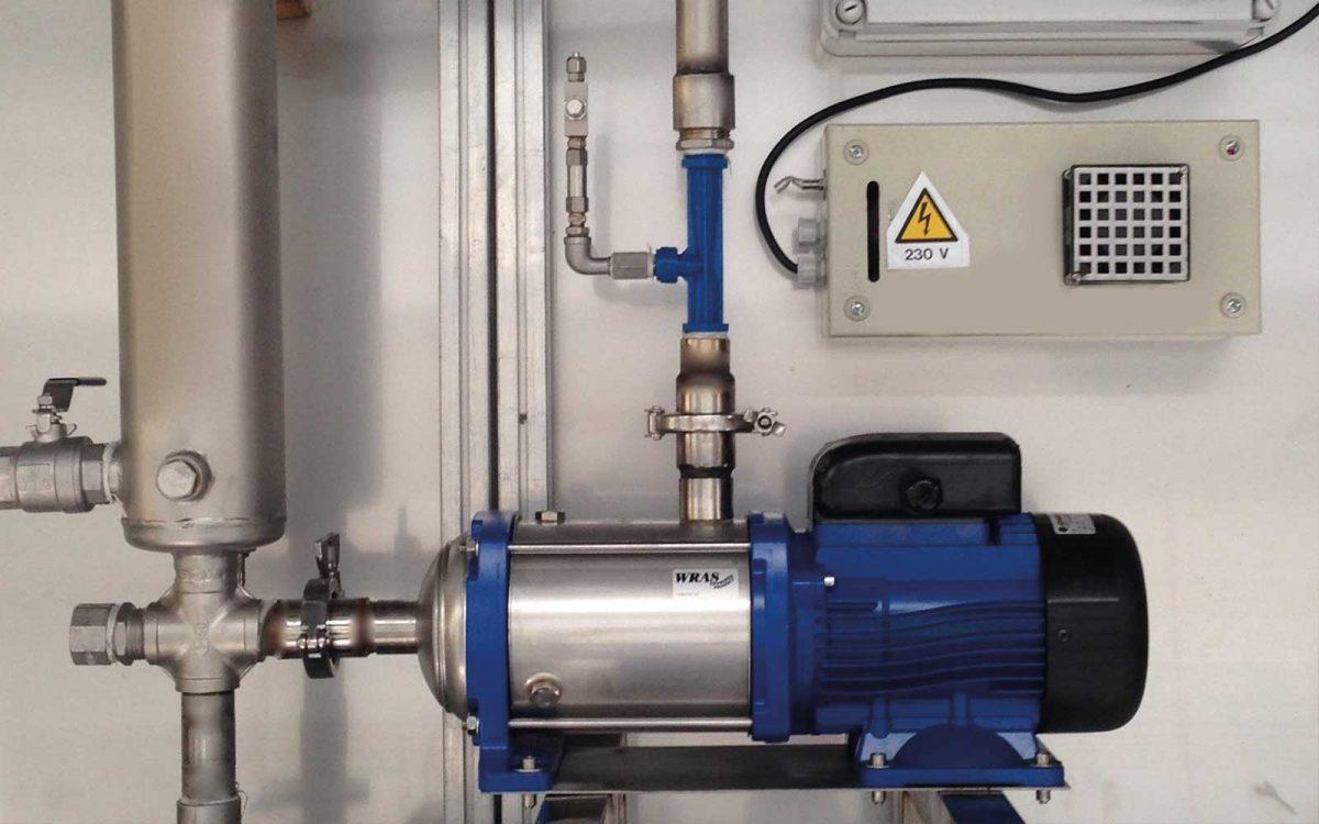 O Three: Ozone Generator