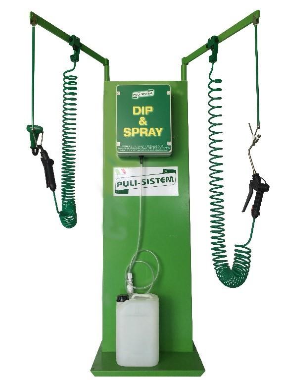 Dip&Spray completo