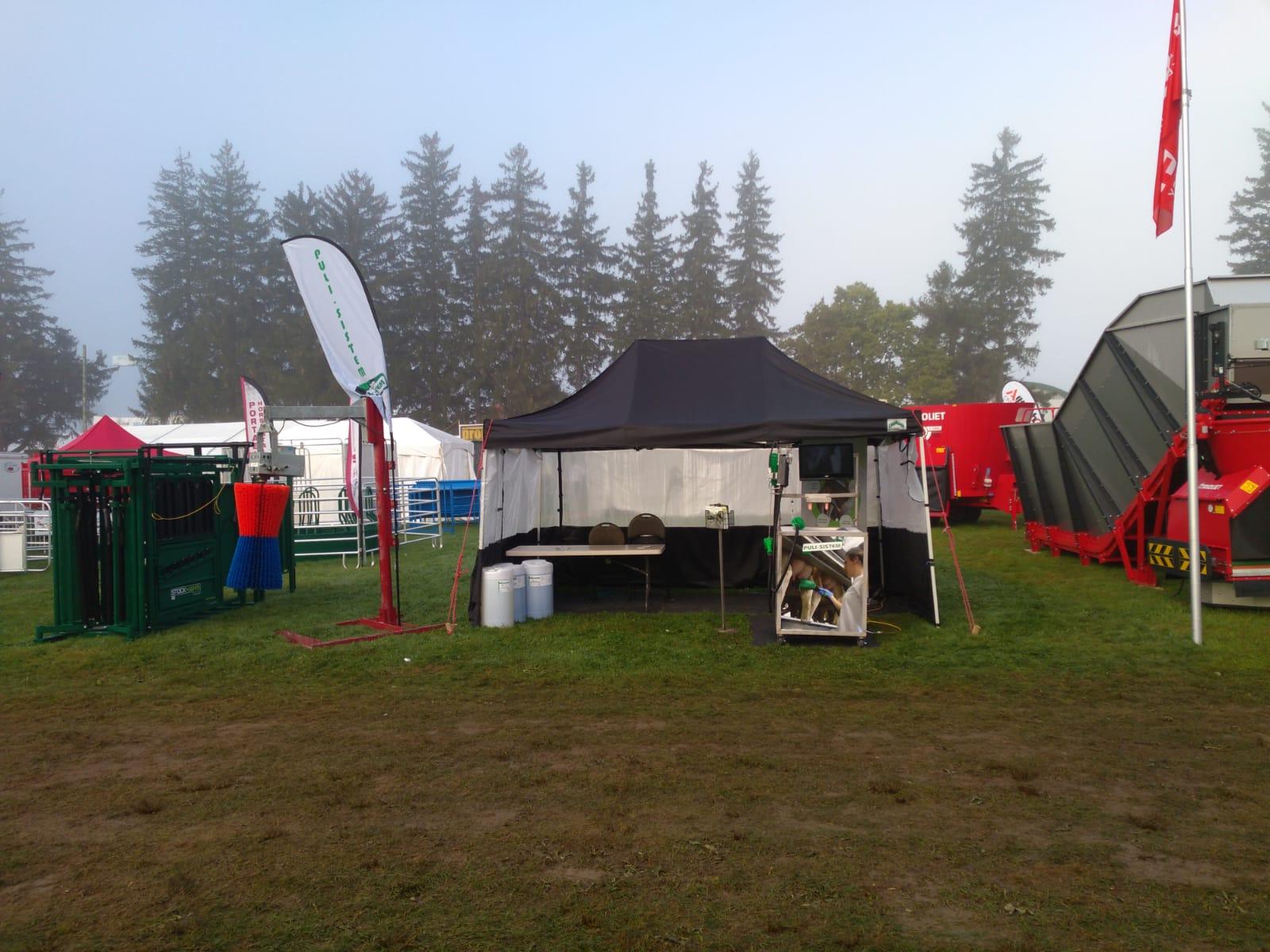 Canada's outdoor farm show, Ontario